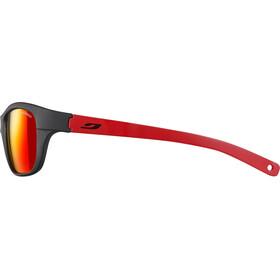 Julbo Player L Spectron 3CF Zonnebril 6-10 Jaar Kinderen, black/red-multilayer red